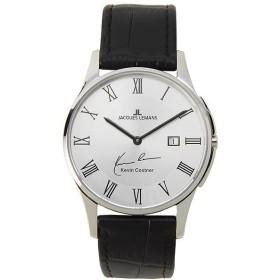 ジャックルマン ケビンコスナーモデル メンズ 腕時計 11-1777D-1 シルバー シルバー