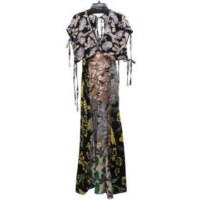 3.1Phiillip Lim / ph sl patch work long dress 2019SS
