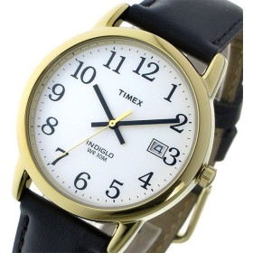 タイメックス TIMEX イージーリーダー Easy Reader クオーツ メンズ 腕時計 T2H291 ホワイト/ゴールド ホワイト