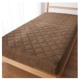 綿100%タオル地 敷布団にも使えるボックスシーツ型敷パッド 敷きパッド・ベッドパッド