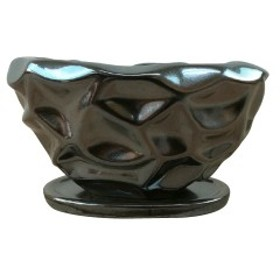 植木鉢 おしゃれ シンプルポット RR081-190 9.5cm x 19cm / 陶器鉢 白