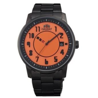 オリエント ORIENT スタイリッシュアンドスマート STYLISH AND SMART 自動巻 メンズ 腕時計 WV0851ER 国内正規 オレンジ