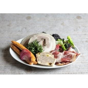 かほくイタリア野菜とハーブがたっぷり!ソーセージとハムのセットA