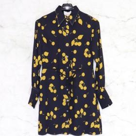 3.1Phiillip Lim / PRINTED SHIRTS DRESS 2019SS