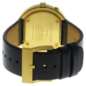 グレイアワーズ GREY HOURS クォーツ メンズ 腕時計 GH-VSGH4 ホワイト ホワイト