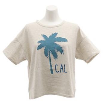 【Super Sports XEBIO & mall店:トップス】【オンライン特価】CALボックス 半袖Tシャツ CH2LS9510 WHT