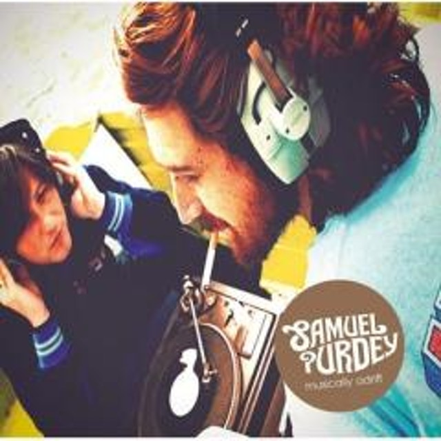 Samuel Purdey / Musically Adrift 【CD】
