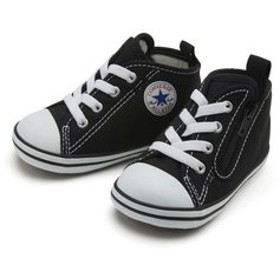 【ABC-MART:シューズ】32712141 (12-14)BABY ALL STAR N Z BLACK 564854-0001
