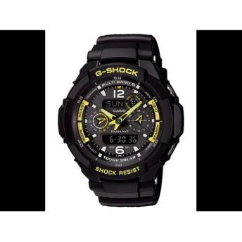 カシオ CASIO Gショック G-SHOCK 腕時計 GW-3500B-1AJF 国内正規 イエロー