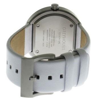 グレイアワーズ GREY HOURS クォーツ メンズ 腕時計 GH-FEGH2 ホワイト ホワイト