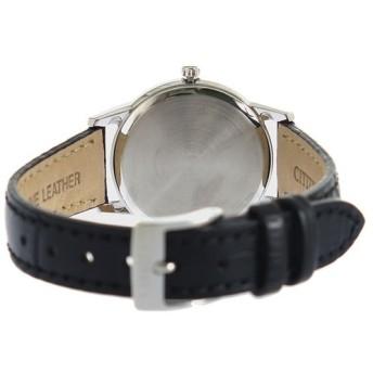 シチズン CITIZEN エコ・ドライブ クオーツ レディース 腕時計 FE1081-08A シルバー シルバー