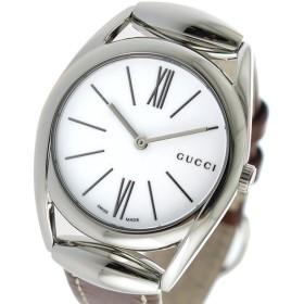 グッチ GUCCI ホ-スビット クオーツ レディース 腕時計 YA140502 シルバー シルバー