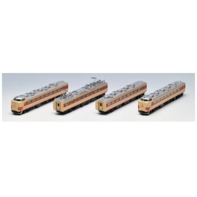 【再販】【Nゲージ】92425 国鉄 485-200系特急電車基本セット(4両)