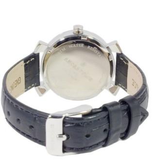 アモーレ ドルチェ クオーツ レディース 腕時計 AD14304-SSBK/BK ブラック ブラック