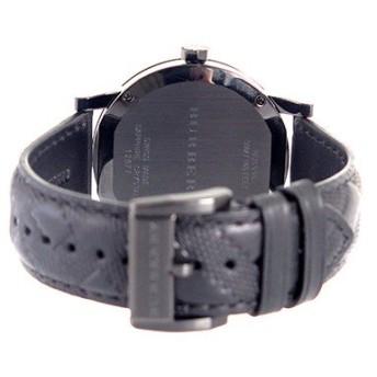 バーバリー BURBERRY ザ シティ THE CITY クオーツ メンズ 腕時計 BU9906 ブラック ブラック