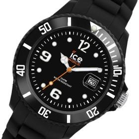 アイスウォッチ フォーエバー クオーツ レディース 腕時計 SI.BK.S.S.09 ブラック 000123 ブラック