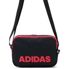 ギャレリア アディダス adidas ショルダーバッグ 2L 55858 ユニセックス ブラック系1 F 【GALLERIA】
