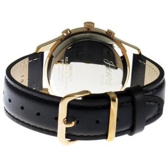 ヘンリーロンドン HENRY LONDON フィンチリー 39mm クロノ ユニセックス 腕時計 HL39-CS-0122 グレー/ブラック グレー