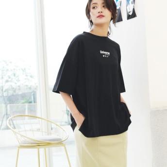 Tシャツ - futier land 【夏新作】 Tシャツ タンクトップ スペースフォト カットソー トップス プリントTシャツ オーバーサイズ 韓国 ファッション/スペースフォトBIG-T