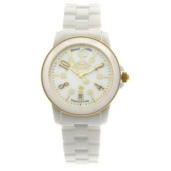 スヌーピー SNOOPY ピーナッツ PEANUTS 腕時計 レディース SN-1029A クォーツ マザーオブパール ホワイト