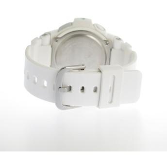 カシオ CASIO ベビーG BABY-G クオーツ レディース 腕時計 BGA-2100GA-7AJF ホワイトシルバー 国内正規 ホワイト