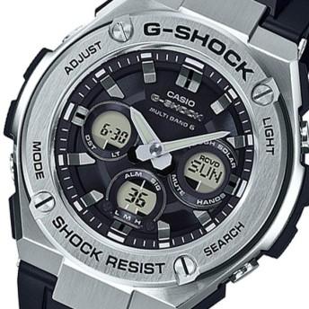 カシオ CASIO 腕時計 GST-W310-1A Gショック G-SHOCK クォーツ ブラック