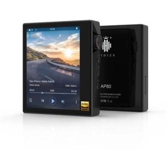 HIDIZS デジタルオーディオプレーヤー AP80-BK ブラック