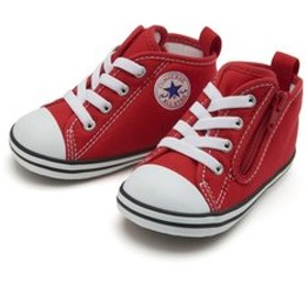 【ABC-MART:ベビー】32712142 (12-14)BABY ALL STAR N Z RED 564855-0001