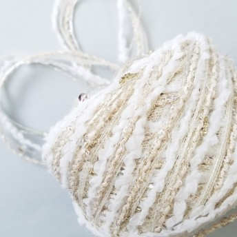 A389「通りすがりの貴婦人(3)」素材糸 引き揃え糸