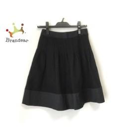 ダブルスタンダードクロージング スカート サイズ36 S レディース 美品 黒 新着 20190528