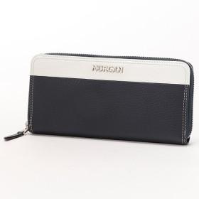 [マルイ]【セール】MORGAN(モルガン)の男女兼用で使えるラウンド財布。/モルガン(バッグ&ウォレット)(MORGAN)