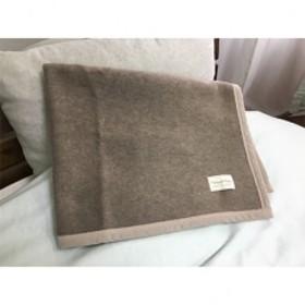 カシミヤ毛布 ひざ掛けサイズ
