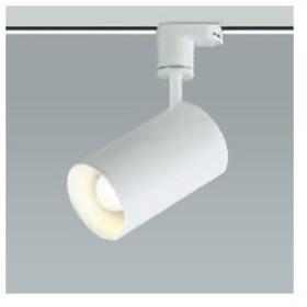 コイズミ照明 LEDスポットライト ライティングレール取付タイプ 白熱球60W相当 電球色 広角タイプ ランプ付 口金E17 ASE640552