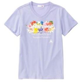 ルコック le coq sportif レディース 半袖シャツ スポーツ フィットネス 半袖 Tシャツ