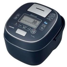 RC-10VXN-L 東芝 5.5合炊き 真空圧力IH炊飯器 インディゴブルー