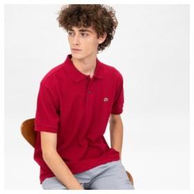 (LACOSTE/ラコステ)『L.12.12』定番半袖ポロシャツ/メンズ ボルドー