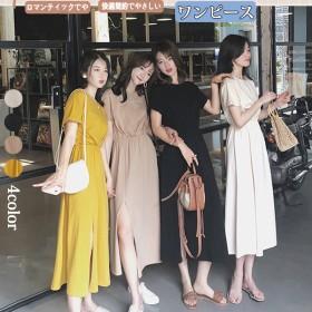 【送料無料】ワンピース ★ブレンナバンディングワンピース/ おしゃれなシルエットのファッションコーデー提案!ハイクォリティー/韓国ファッション