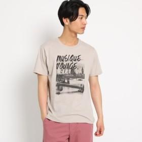 [マルイ]【セール】フォトプリントTシャツ/ザ ショップ ティーケー(メンズ)(THE SHOP TK Mens)