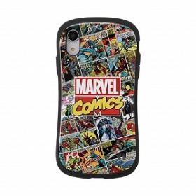 HAMEE [iPhone XR専用]MARVEL/マーベル iFace First Classケース 41-904121(HERO)