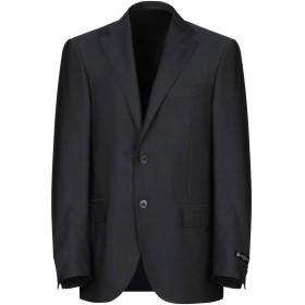 《期間限定セール開催中!》CORNELIANI メンズ テーラードジャケット スチールグレー 50 バージンウール 80% / モヘヤ 20%