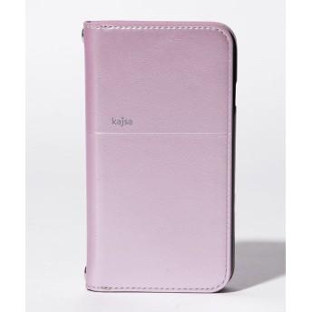 シンシア 〈Kajsa/カイサ〉iPhone 6/7/8 Luxe Folio Case/ リュクス フォリオ ケース ユニセックス ライラック ONE SIZE 【Sincere】