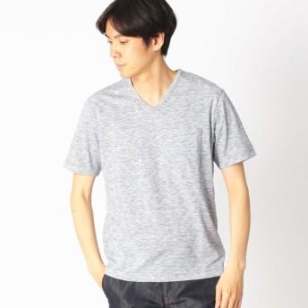[マルイ]【セール】スペースダイ VネックTシャツ/コムサイズムメンズ(COMME CA ISM)