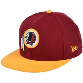 《送料無料》NEW ERA メンズ 帽子 ボルドー 57 ポリエステル 100%