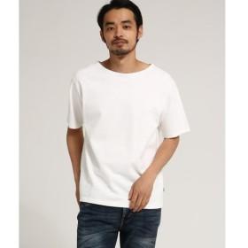BASE STATION / ベースステーション SB USA コットン バスク 半袖 Tシャツ