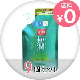 1個あたり866円  肌ラボ 薬用 極潤 スキンコンディショナー  170mL ((つめかえ用)) 9個セット