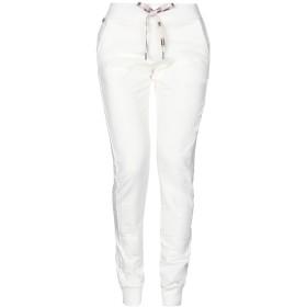 《セール開催中》COLMAR レディース パンツ ホワイト M コットン 95% / ポリウレタン 5%