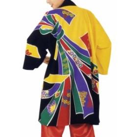 【よさこい衣装】よさこい長袢天 C73236 【お祭用品/祭用品/お祭り】
