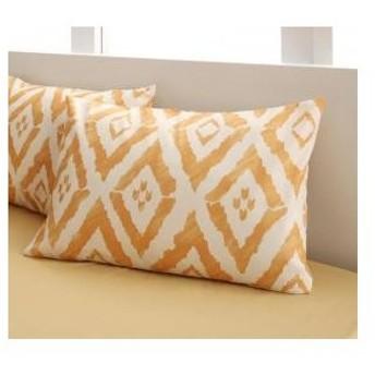 20色柄から選べる デザインカバーリングシリーズ 枕カバー単品 (1枚) 柄タイプ