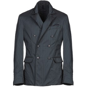 《期間限定セール開催中!》AQUARAMA メンズ コート ブルーグレー 50 ポリエステル 100%