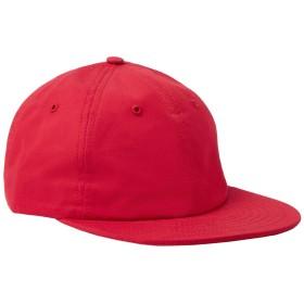 《期間限定セール開催中!》BEST MADE COMPANY メンズ 帽子 レッド one size コットン 100%